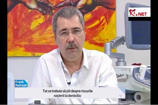 'Fresh Refresh' cu Dr. Niculescu – Realitatea TV, 07 decembrie 2016