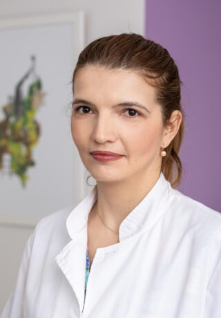 DR. ALINA MIHAELA DOBRE