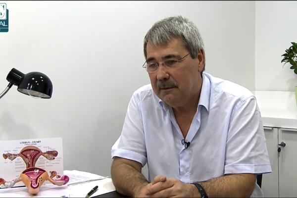 Dr. Iosif Niculescu: adevarul despre menopauză. Interviurile DC Medical.
